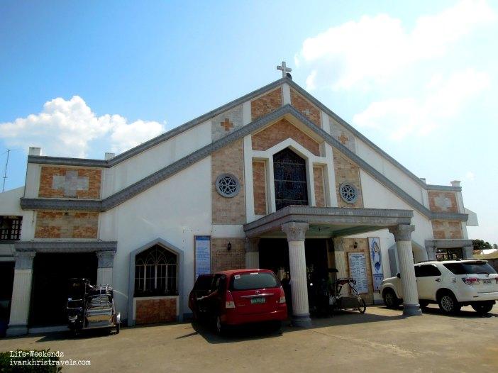 San Isidro Labrador Parish Church in Camba, Arayat, Pampanga