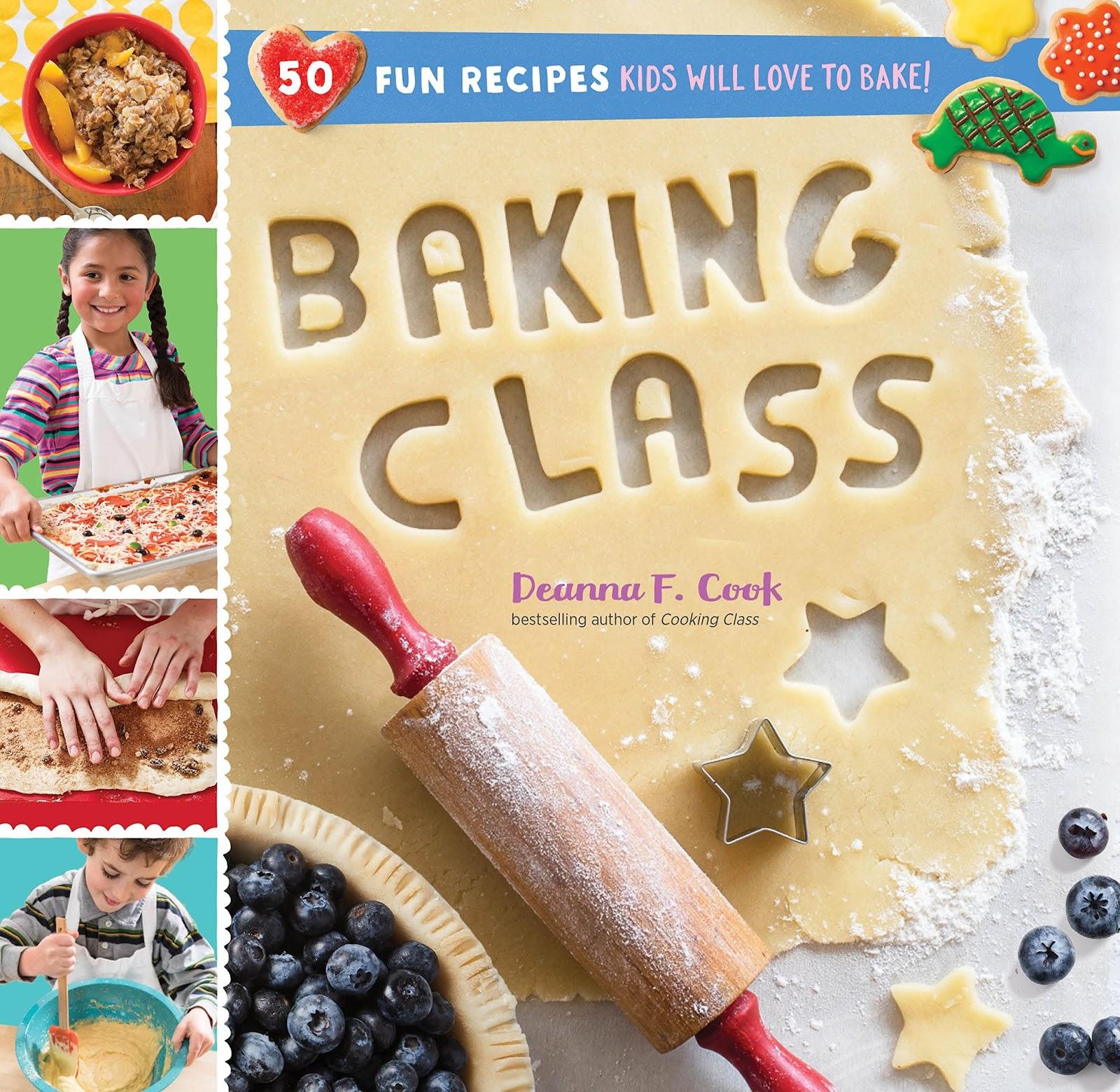 Iheartliteracy Baking Class 50 Fun Recipes Kids Will Love