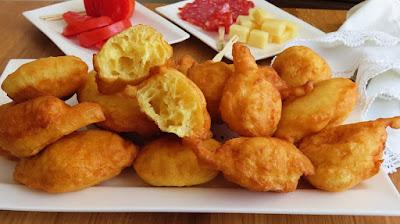 Uštipci - najljepši bakin doručak / Fritters - finest breakfast by grandma