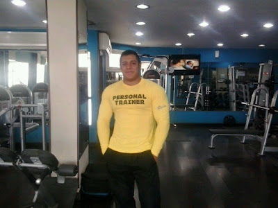 Abdo El Dababa Body Builder