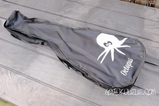 Octopus UK215C Concert Ukulele bag
