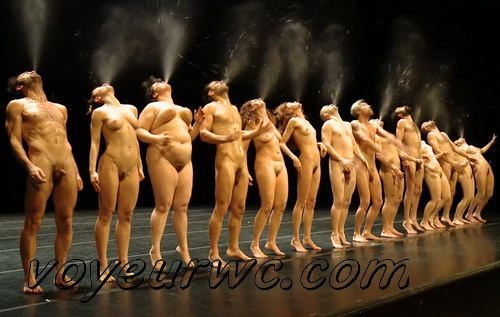 Nude show; Girl nude on stage; Nude exam; Nude performance; Dance Nude On Stage (Naked Theater 29)