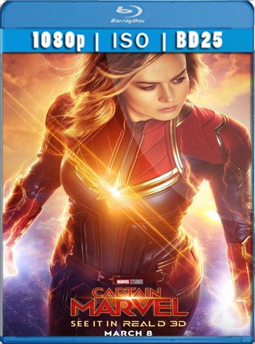Capitana Marvel (2019) [BD25] [1080p] Latino [GoogleDrive] TeslavoHD