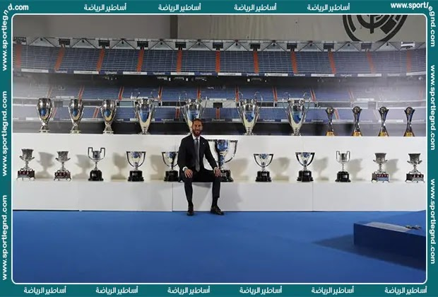 راموس يودع ريال مدريد باكياً