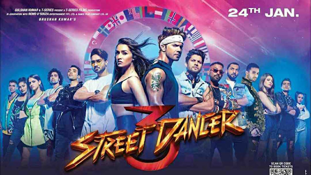 Street Dancer 3D Box Office Collection Day Wise, Verdicts Hits Or Flop, Screen Counts