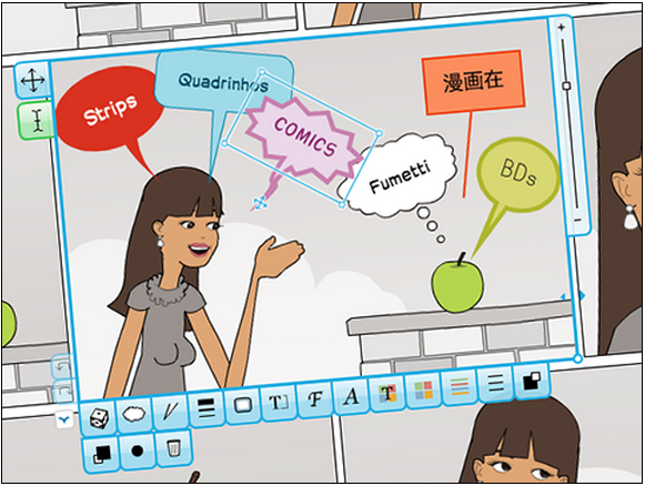 Technology Is Not Just A Tool It Can Give Learners A: Pixton A Great Cartoon And Comic Strip Making Tool