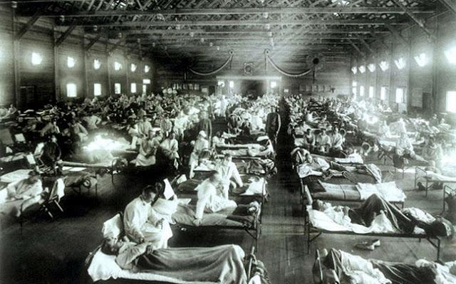 Κάθε 100 ακριβώς χρόνια ξεσπάει μια πανδημία - Πόσο σύμπτωση μπορεί να είναι;