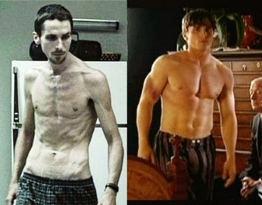 christian bale workout batman - photo #18