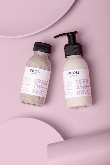 Veoli Botanica линии ухода - очищение для кожи лица