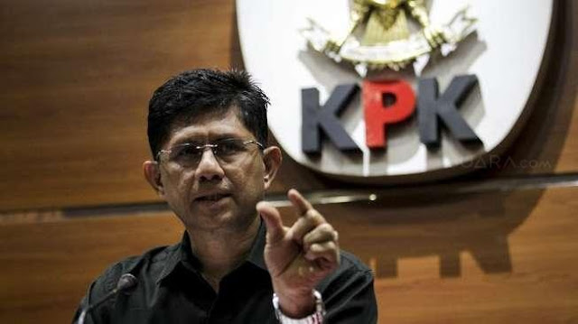 KPK Anggap Jokowi dan DPR Berkonspirasi Lemahkan Pemberantasan Korupsi