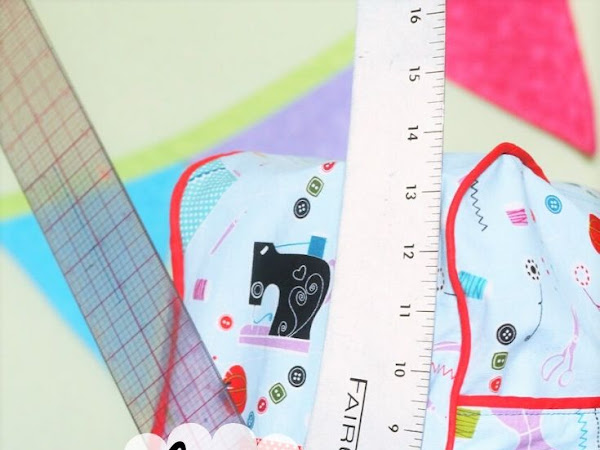 Easy Sewing Machine Cover Pattern