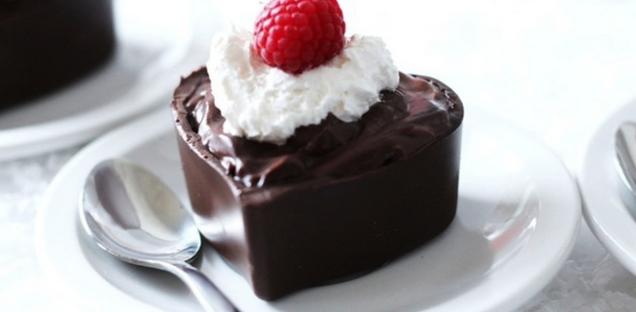 Resepi Coklat dan puding susu