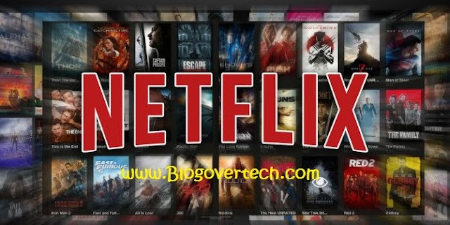 Download Netflix MOD APK For Free Working 100%