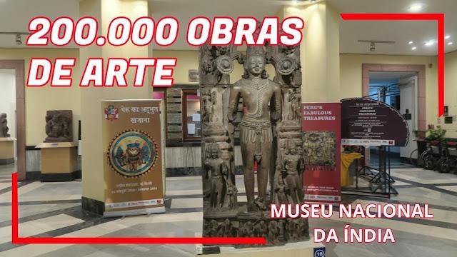 Museu Nacional da Índia