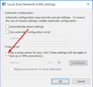 Cara Mengganti Proxy Pada Chrome Dekstop Dengan Mudah 5