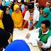 Bupati Karimun Distribusikan Zakat Periode Ke II Tahun 2019