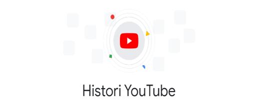 Histori YouTube