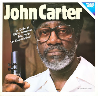 John Carter, A Suite of Early American Folk Pieces