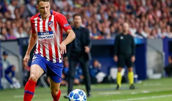 Santiago Arias, convocado en Atlético de Madrid para enfrentar a Liverpool en Champions.