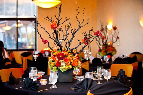 Looking For Autumn Wedding Decorations