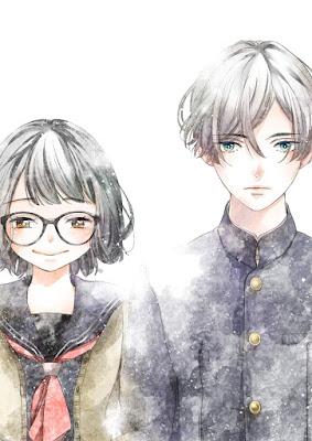 Shiki Kawabata lança duas séries joseis