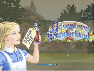 Adventures in Wonderland Poker Slot