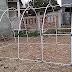 Rancangan biaya membuat greenhouse sederhana dari Pipa PVC