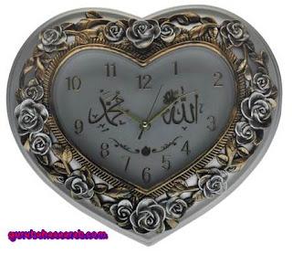 Belajar Bahasa Arab Membaca Jam Atau Waktu
