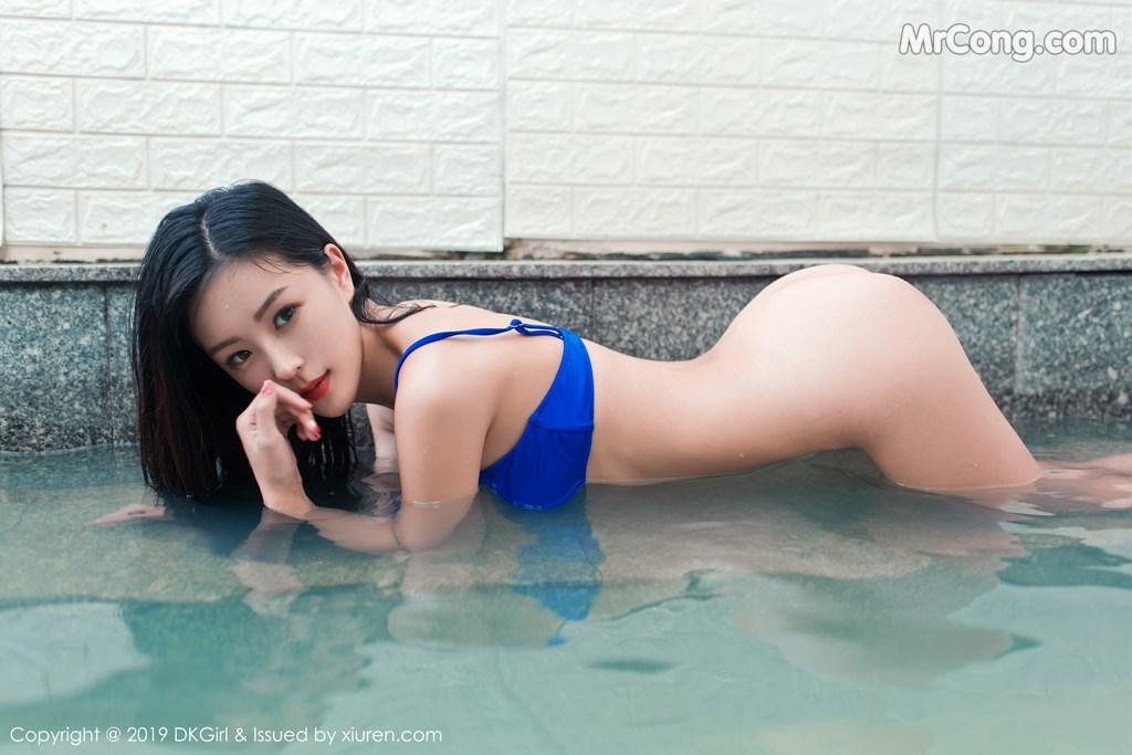 Image DKGirl-Vol.119-Alice-MrCong.com-026 in post DKGirl Vol.119: 小子怡Alice (38 ảnh)