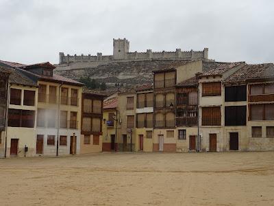 Peñafiel, Valladolid. Encantadora y medieval