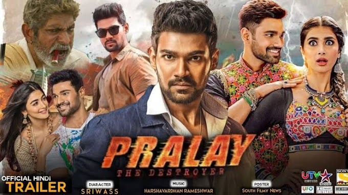 Parlay The Destroy Saakahyam 2020 New South Hindi Dubbed Full Movie