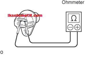 Pemeriksaan Sensor Posisi Camshaft Toyota Avanza