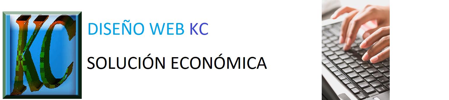 DISEÑO WEB KC