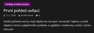http://azanoviny.wz.cz/2020/02/21/prvni-pohled-uvitaci/