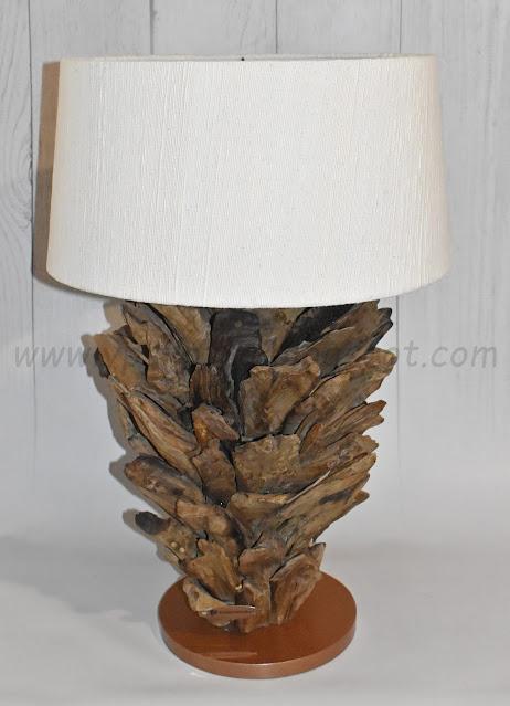 Wurzel Lampe FICUS