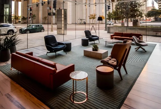 aprende ingles hotel lobby sala de espera recibidor salon