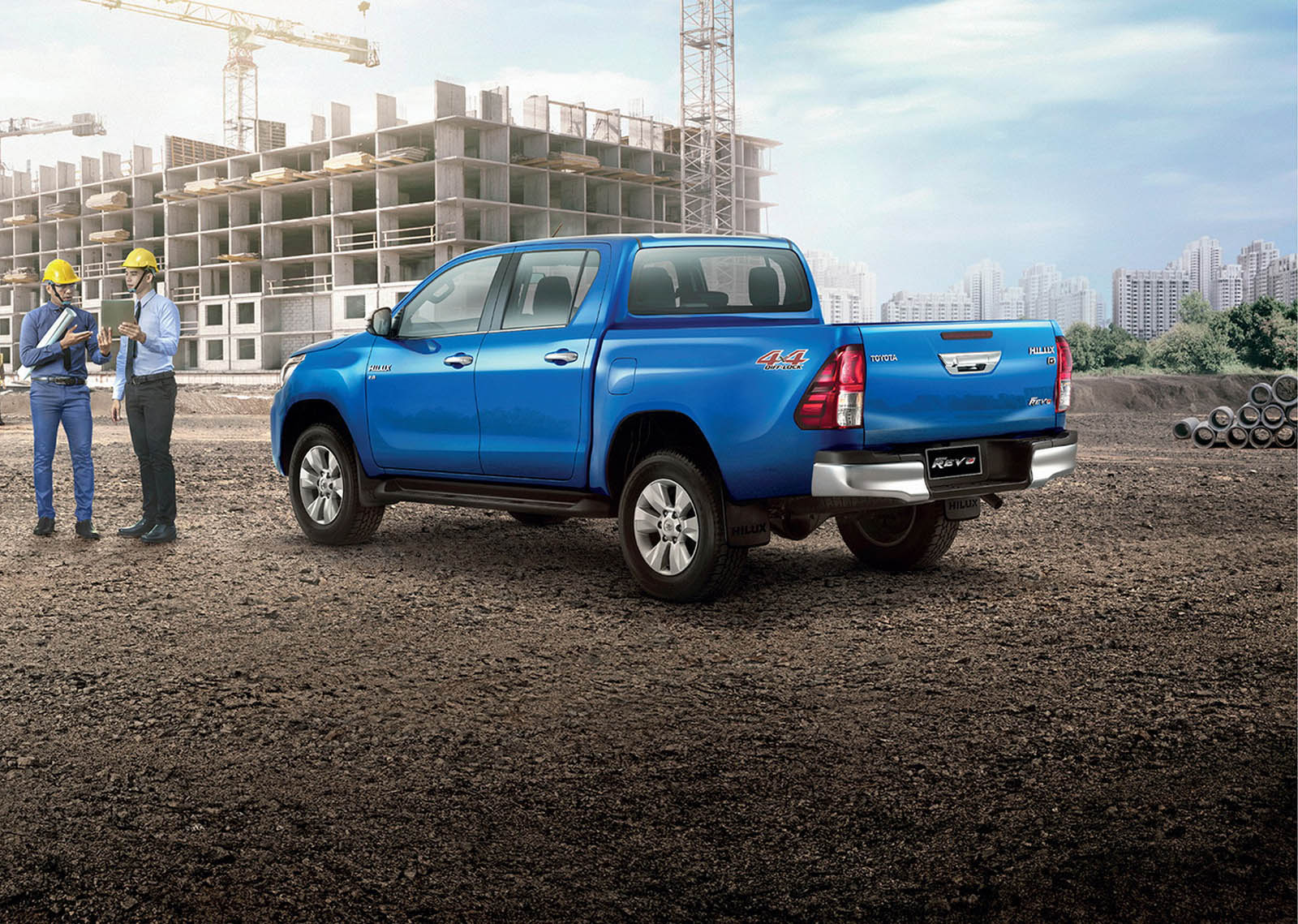 Toyota Hilux Goes To Thailand For A Rugged Facelift | Carscoops