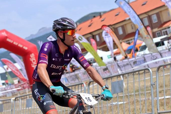 Felipe Orts también brilla en mountain bike