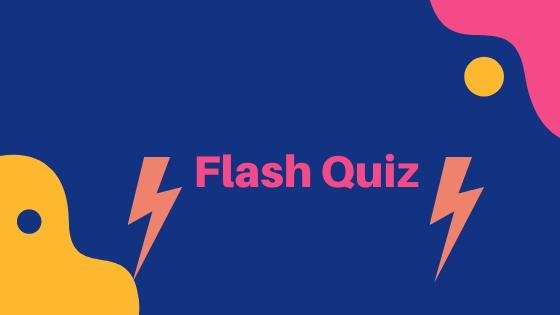 Answer Flash Quiz  V1_V2_V3