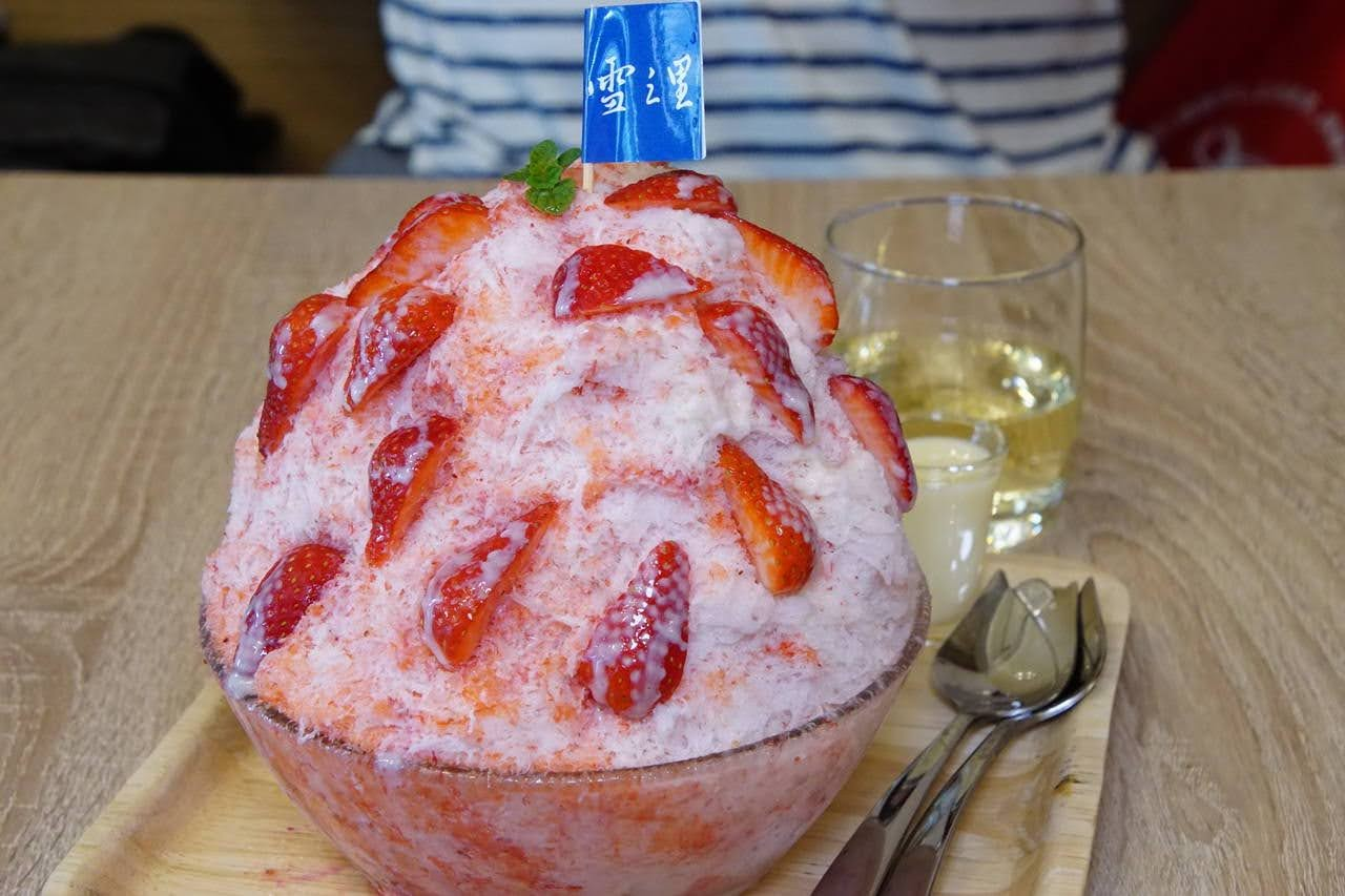 [台南][中西區] 雪之里 源自1987東帝士美食街的雪花冰 食記