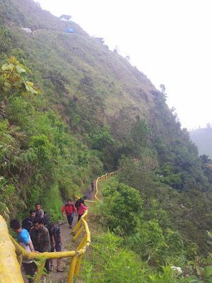 view Air Terjun SiPiso Piso  Sumatera Utara