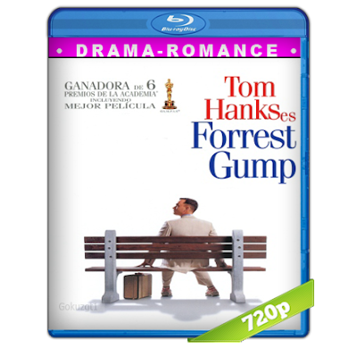 Forrest Gump (1994) BRRip 720p Audio Trial Latino-Castellano-Ingles 5.1