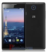 Cara Flash ZTE V830w Bootloop