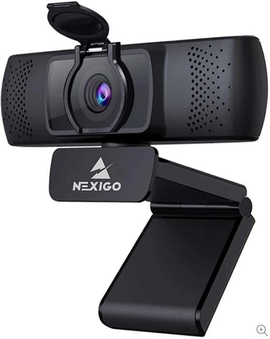 NexiGo N930P HD USB Web Camera