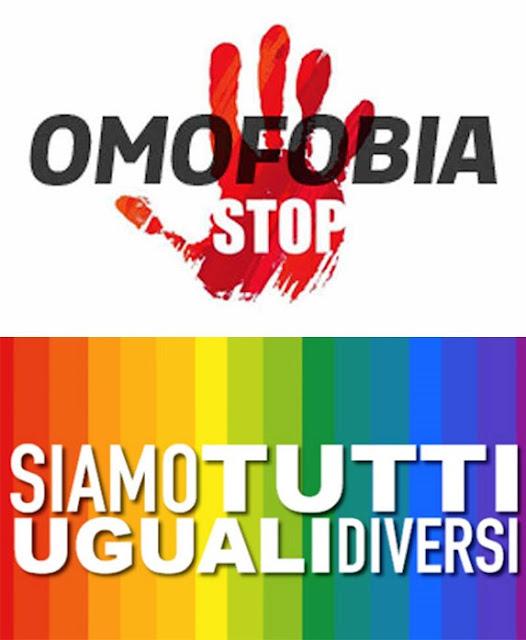 """""""La parola che non muore"""" contro l'omofobia a San Severo. I partecipanti"""