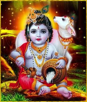 Krishna bhagwan ji latest bhajan lyrics in hindi