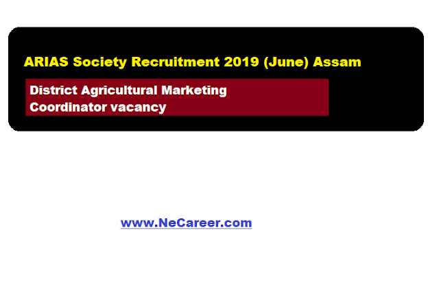 ARIAS Society Recruitment 2019 (June)