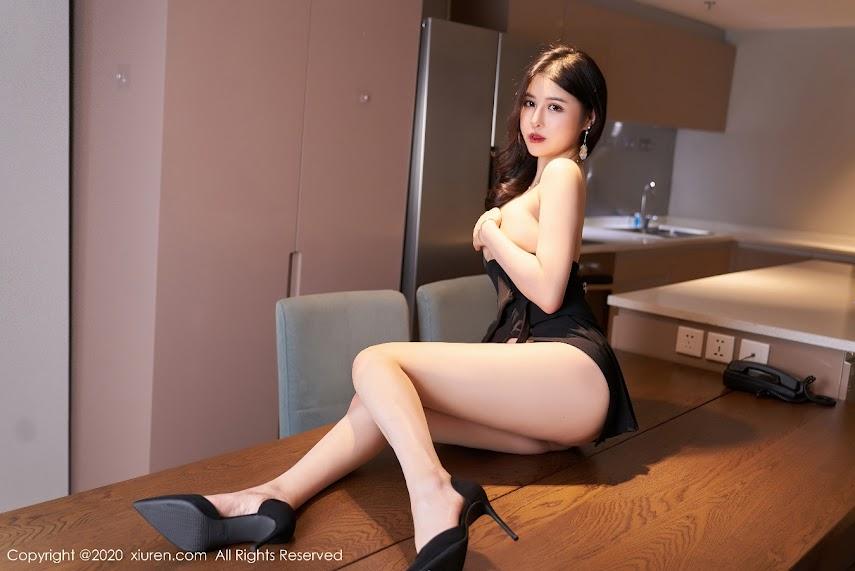 xiuren 2020-09-24 Vol.2595 姜贞语