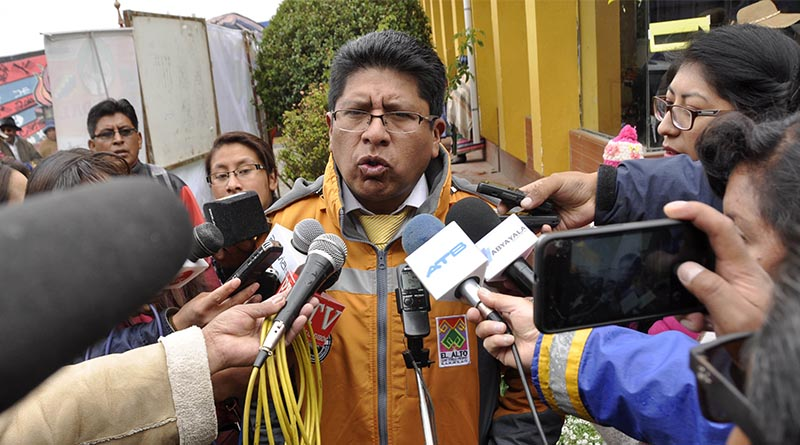 Secretario Municipal de Movilidad Urbana Sostenible, Moisés Ávila