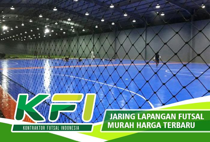 Jaring Lapangan Futsal